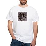 Tort Calico White T-Shirt