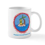 Bare Platypus Logo Classic Mugs