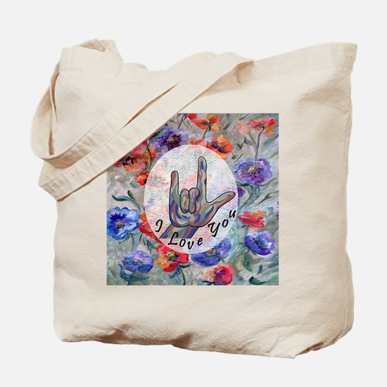 Unique American artist Tote Bag