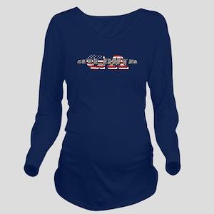 Atlanta GA Long Sleeve Maternity T-Shirt