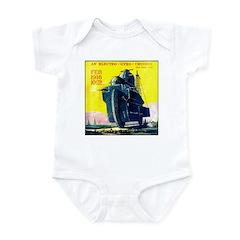 Electro-Gyro Cruiser Infant Bodysuit