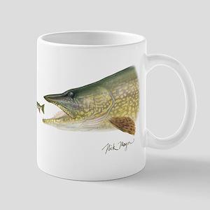 Pike Trout Mugs
