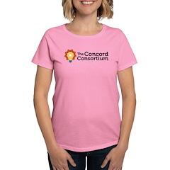 Concord Consortium Women's Dark T-Shirt