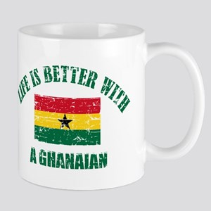 Life is better with a Ghanaian Mug