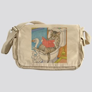 Cat 535 Messenger Bag