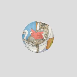 Cat 535 Mini Button