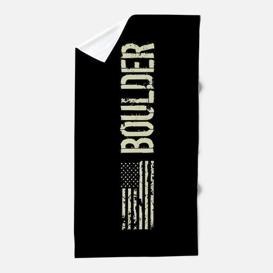 Black Flag: Boulder Beach Towel