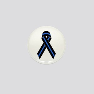 Memorial Ribbon Mini Button