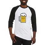 Beer O Clock Baseball Jersey