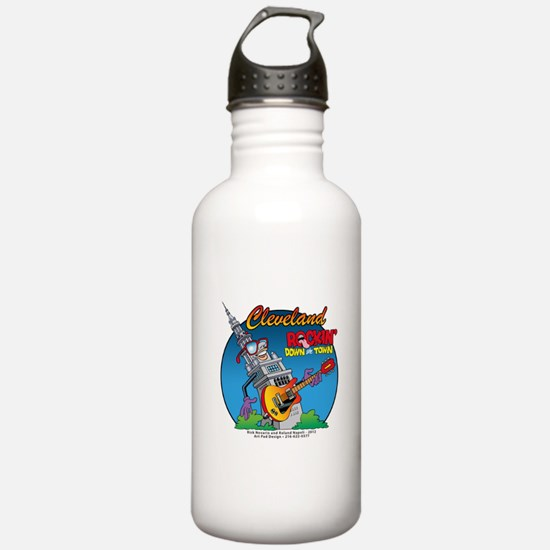 Rock-TowerColor.png Water Bottle
