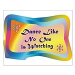 dance LIKE....png Posters