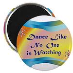 dance LIKE....png Magnets