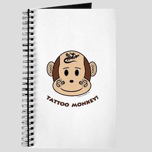 Tattoo Monkey Journal