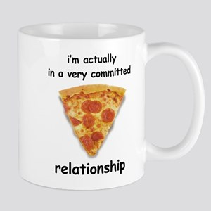Im actually in a relationship Mugs