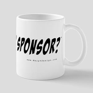 Who is your Sponsor? - Mug