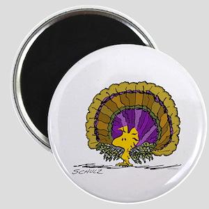 Woodstock Turkey Magnet