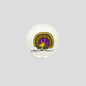 Woodstock Turkey Mini Button