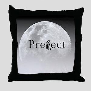 Prefect  Throw Pillow