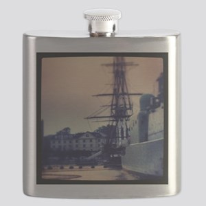 USS Constitution Flask
