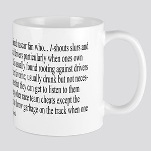 Nas-hole Definition Mug
