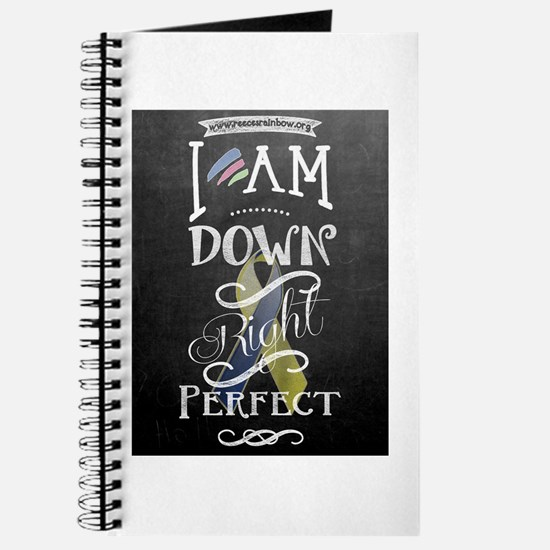I am down right perfect Journal