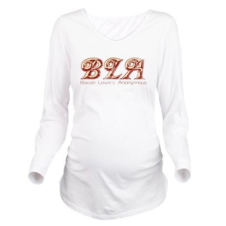 BLA2 Long Sleeve Maternity T-Shirt