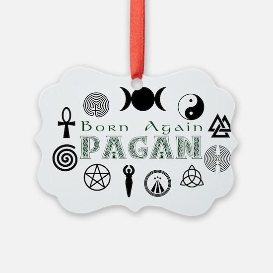 Born Again Ornament