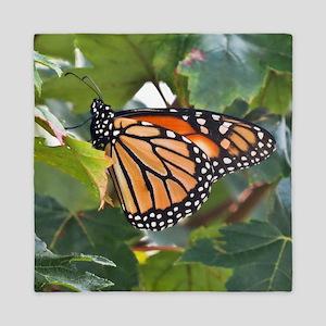 Monarch Butterfly Queen Duvet