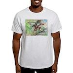 """""""Flight"""" Ash Grey T-Shirt"""