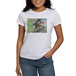 """""""Flight"""" Women's T-Shirt"""