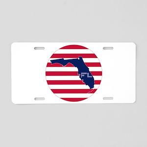 FL-C Aluminum License Plate