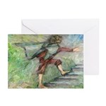 """""""Flight"""" Blank Greeting Cards (Package o"""