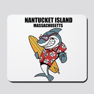 Nantucket Island, Massachusetts Mousepad