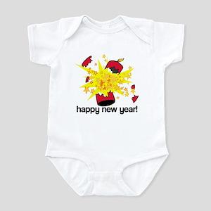 Firecracker Infant Bodysuit