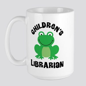Children's Librarian Large Mug