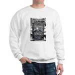 Vintage army radio design Sweatshirt