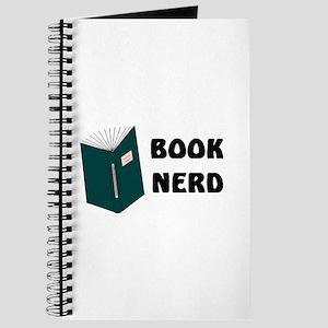 BOOK NERD Journal