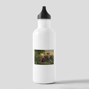 Christopher Columbus Water Bottle