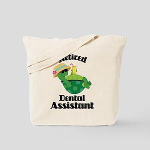 Retired Dental Assistant Tote Bag