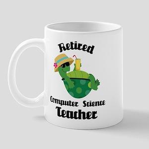 Retired Computer Science Teacher Mug
