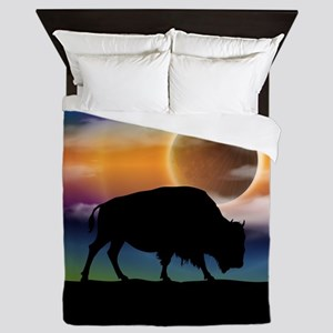 Buffalo Eclipse Queen Duvet