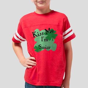 Swiss Youth Football Shirt
