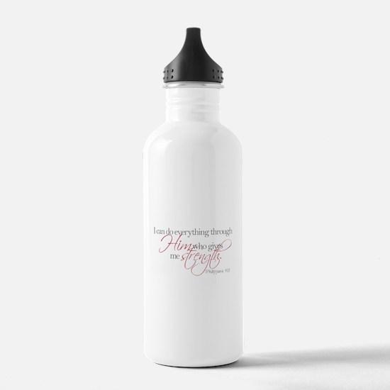 Verse Water Bottle