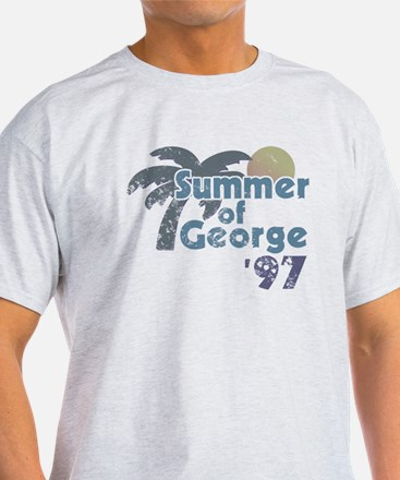 Summer Of George T-Shirt - Seinfeld