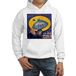 War...Invisible Hooded Sweatshirt