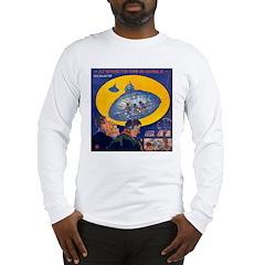War...Invisible Long Sleeve T-Shirt