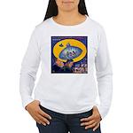 War...Invisible Women's Long Sleeve T-Shirt