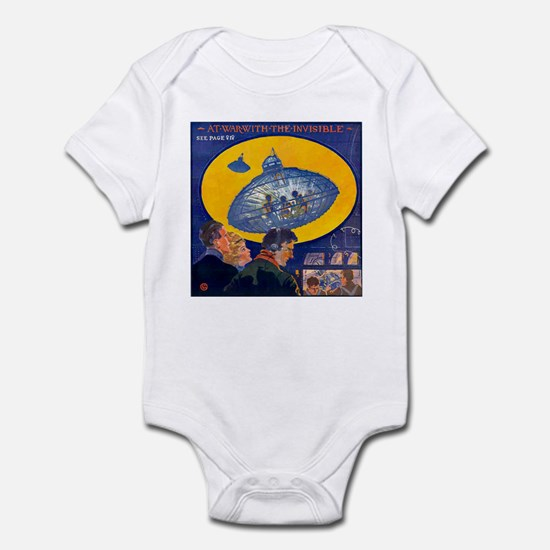 War...Invisible Infant Bodysuit