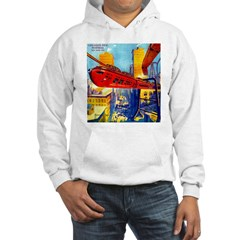 Chicago's New Monorail Hoodie