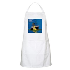 Electricity Guards Neutrality BBQ Apron